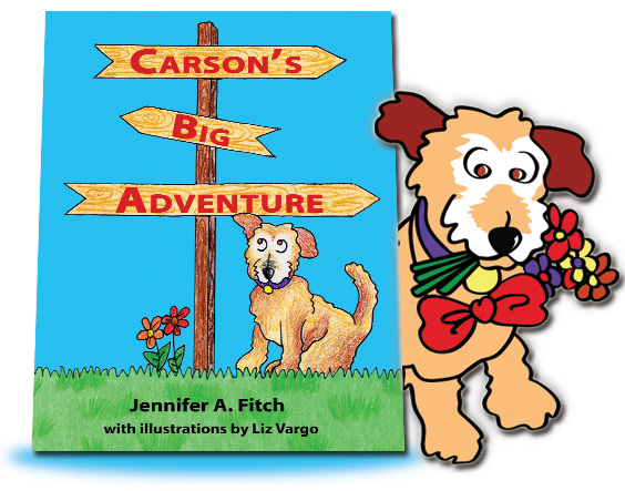 Carson's Big Aventure by Jennifer Fitch